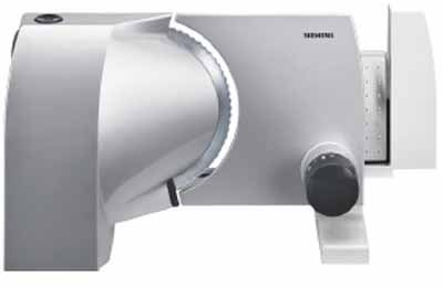 Elektrický kráječ Siemens MS70002N stříbrný