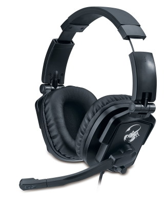 Genius GX Gaming headset - LYCHAS HS-G550, 3,5 mm Jac, kabel 2,5m