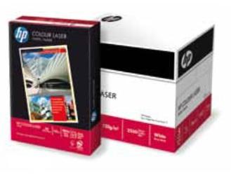 HP COLOUR LASER PAPER - A4, 120g/m2, 1x500listů