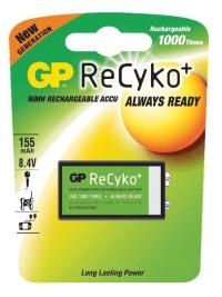GP 9V 150 ReCyko+ Ni-MH