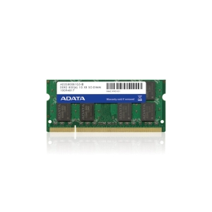 SO-DIMM 1GB DDR2 800MHz CL6 ADATA retail