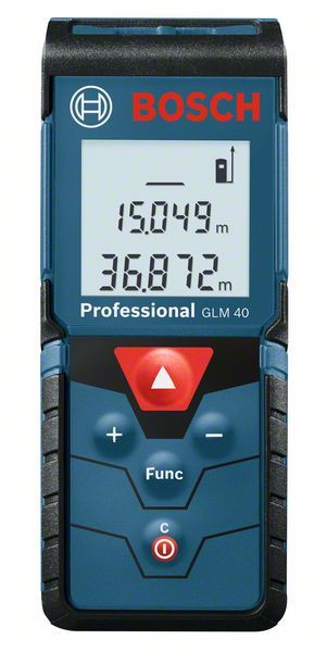 Bosch GLM 40 Professional Laser Measuring Tool