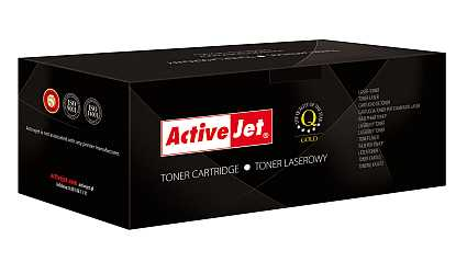 Toner ActiveJet AT-542N | Yellow | 1600 str. | HP CB542A