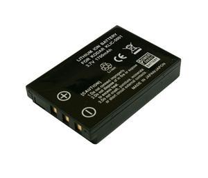 BRAUN akumulátor - KODAK Klic 5001, SANYO DB-L50