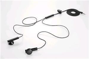 HTC sluchátka s mikrof. a ovládáním (RC E160) Bulk
