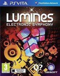 UbiSoft PS Vita hra Lumines Electronic Symphony