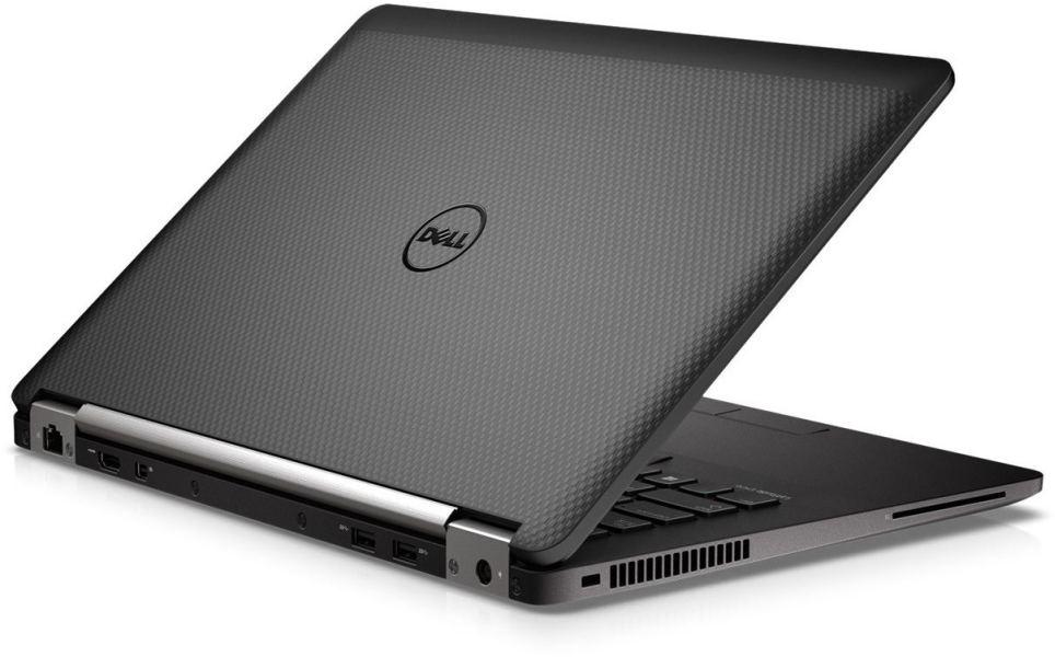 "DELL Latitude E7470/i7-6600U/16GB/512GB SSD/Intel HD 520/14.0"" FHD/Win 10 Pro 64bit/Black"