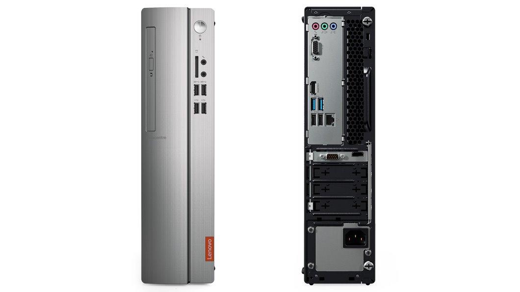 Lenovo IdeaCentre 310S-08IAP Pentium-QC J4205 2,60GHz/4GB/1TB/DVD-RW/SFF/WIN10 90GA0036CK