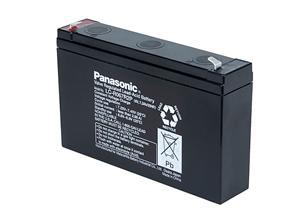 Panasonic olověná baterie LC-R067R2P 6V/7,2Ah