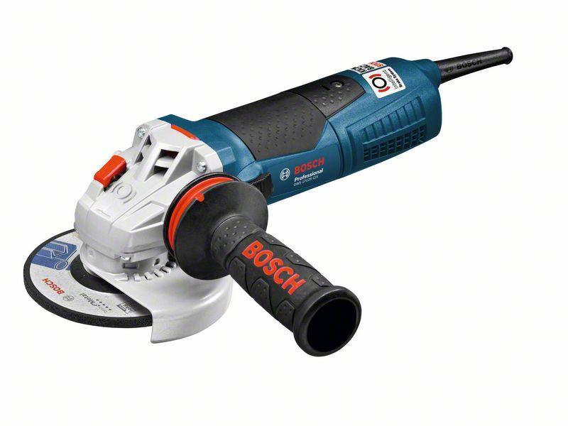 Malá úhlová bruska Bosch GWS 17-125 CIX Professional, 1.700 W, 060179G106