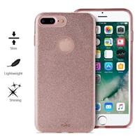 """Puro zadní kryt """"SHINE"""" pro Apple iPhone 7 Plus, růžové zlato"""