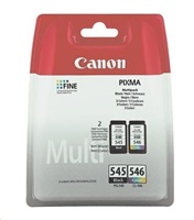 Canon BJ CARTRIDGE PG-545/CL-546 Multi pack BLISTER SEC