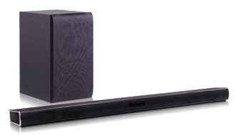 LG SH4 Soundbar s bezdrátovým subwooferem