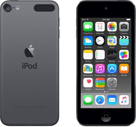 iPod touch 32GB - Space Grey