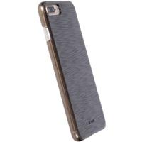 Krusell zadní kryt BODEN pro Apple iPhone 7 Plus, transparentní černá