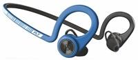 PLANTRONICS stereo Bluetooth Headset Backbeat FIT, IP57, modrá