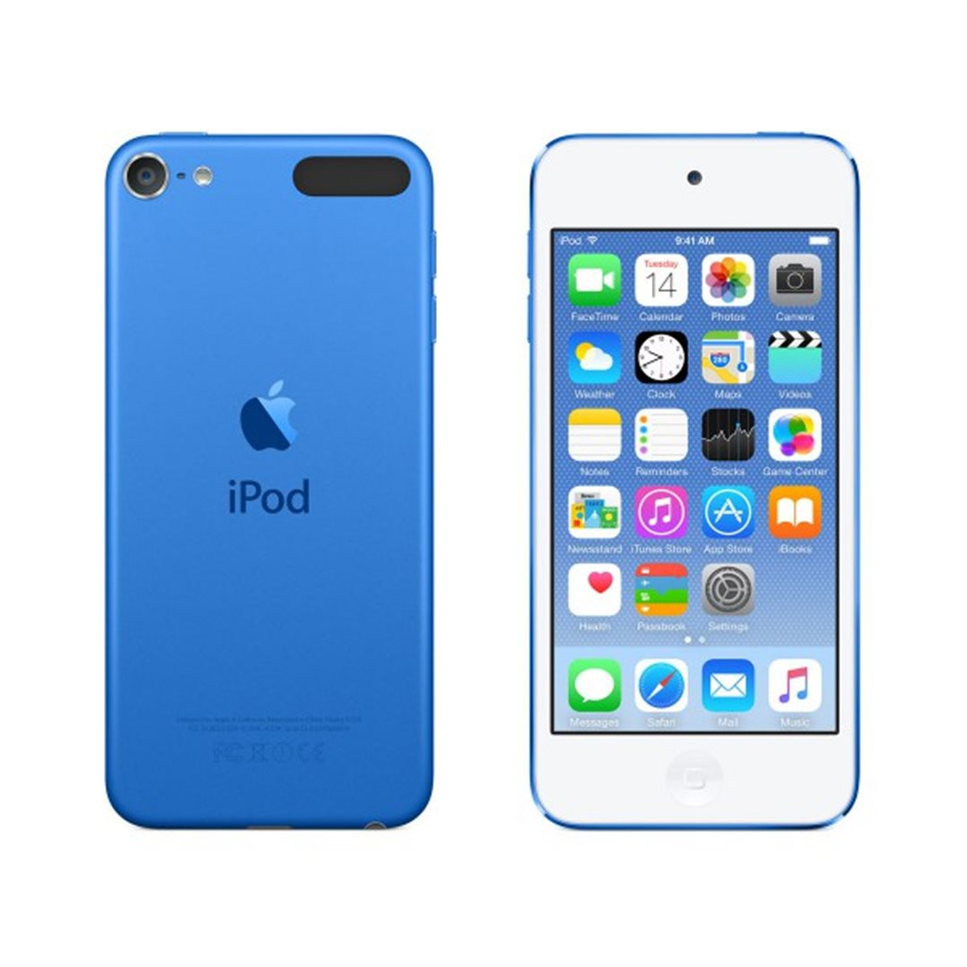 iPod touch 16GB - Blue