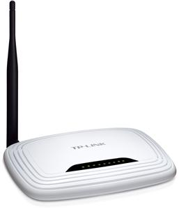 TP- Link TL-WR740N 150Mbps Wireless N Router