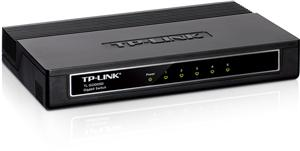 TP-Link TL-SG1005D 5x10/100/1000 Desktop Switch