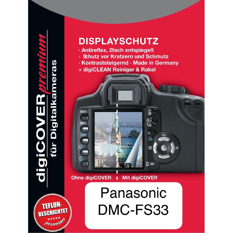 Ochranná folie pro Panasonic DMC-FS33