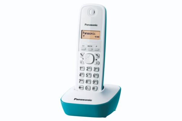 Panasonic KX-TG1611FXC, bezdrát. telefon