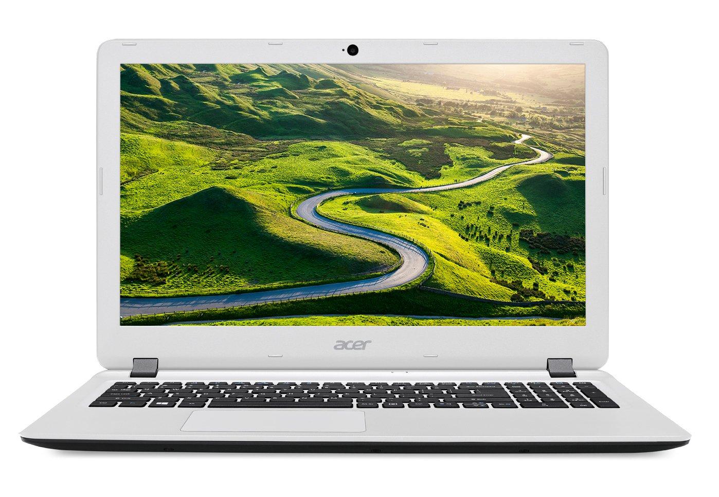 "Acer Aspire ES 15 (ES1-572-P4NQ) Pentium 4405U/4GB/128GB SSD/DVDRW/HD Graphics/15.6"" FHD matný/Black-White/Win10Home"