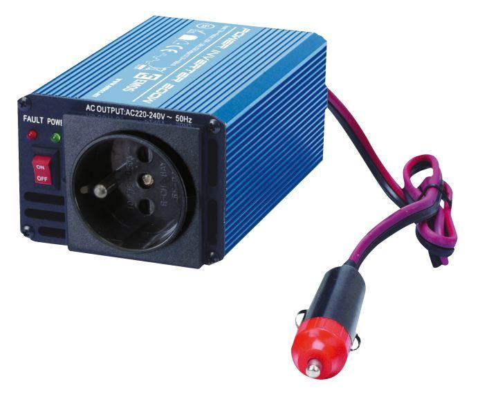 Emos CARBOOST 200 - měnič napětí 12V/230V, 200W, USB