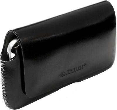 Krusell pouzdro Hector - 3XL - Samsung Galaxy S III/S II/Nexus, HTC One X 71x135x10 mm (černá)