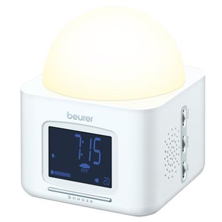 Světelný budík Beurer WL 30