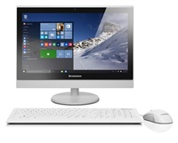"LENOVO PC S400Z bílá AiO 21.5"" 1920x1080mat, i3-6100U@2.3GHz,4GB,500GB72,DVD,HD520,HDMI,5xUSB,W7P+W10P - 3r on-site"