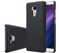 Nillkin zadní ochranný kryt pro Xiaomi Redmi 4X, černá + fólie na LCD