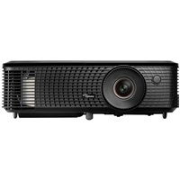 Optoma projektor HD140X (DLP, FULL 3D, 1080p, 3 000 ANSI, 20 000:1, 2x HDMI and MHL support and built-in 10W speaker)