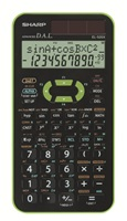 SHARP kalkulačka - SH-EL-520XGR