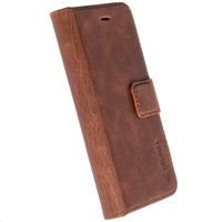 Krusell flipové pouzdro Sunne 5 Card FolioCase pro Samsung Galaxy S8+, hnědá
