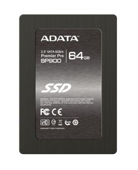 """ADATA SSD SP900 Premier Pro 64GB 2.5"""" SATA III"""