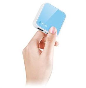 TP-Link TL-WR702N Mini Pocket AP/router, 1x Lan, 1x micro USB, (2,4GHz, b/g/n) 150Mbps