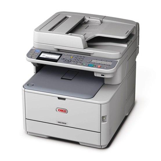 OKI MC562dnw A4 30/26 ppm ProQ2400dpi, RADF, USB 2.0 LAN, WIFI (Print/Scan/Copy/Fax)