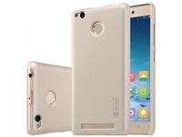 Nillkin zadní ochranný kryt pro Xiaomi Redmi 3 Pro / 3S zlatá + fólie na LCD