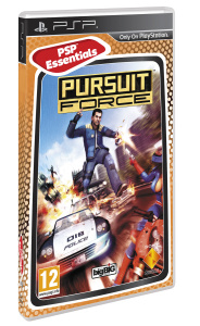 SONY PSP hra Pursuit Force (ESN)