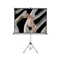 Projekční plátno NOBO se stativem, 175x133cm (4:3), ?220cm - Poškozený BOX
