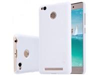 Nillkin zadní ochranný kryt pro Xiaomi Redmi 3 Pro / 3S bílá + fólie na LCD