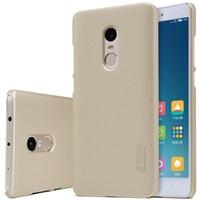 Nillkin zadní ochranný kryt pro Xiaomi Redmi Note 4, zlatá + fólie na LCD