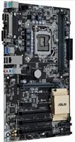 ASUS MB Sc LGA1151 H110-PLUS, Intel H110, 2xDDR4, VGA