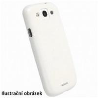 Krusell zadní kryt COLORCOVER pro Samsung Galaxy S4 (i9505), bílá metalíza