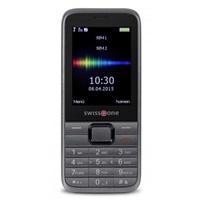 Swisstone SC560 Dual SIM, šedá