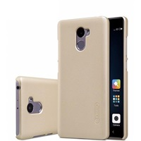 Nillkin zadní ochranný kryt pro Xiaomi Redmi 4, zlatá + fólie na LCD