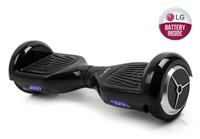 """GOCLEVER City Board S6 LG, 6,5"""" kola, černá - kolonožka, hoverboard"""