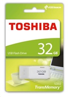 TOSHIBA 32GB USB Flash 2.0 U202 bílý