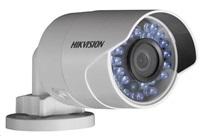 HIKVISION IP kamera 2Mpix, 1980x1080 až 25sn/s, obj. 6mm (54°), 12VDC/PoE, IR-Cut, IR, WDR 120dB, 3DNR, venkovní (IP67)