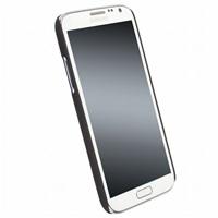 Krusell zadní kryt COLORCOVER pro Samsung Galaxy Note 2 (N7100), černá metalíza - BAZAR - rozbaleno